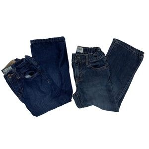 Lot of 2 Children's Place Jeans Size 5T